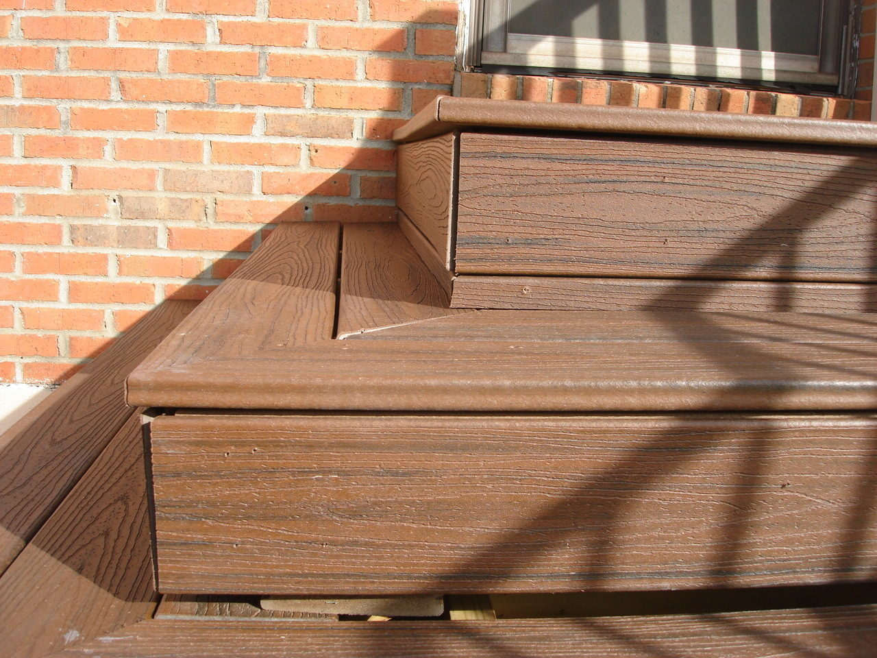 Creative Ideas To Fix Ugly Composite Deck Carpentry