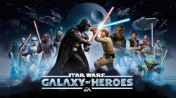 Frantic Star Galaxy Heroes Free Mobile Game Ea Official Site Star Wars Photoshop Star Wars Photoshop Overlay