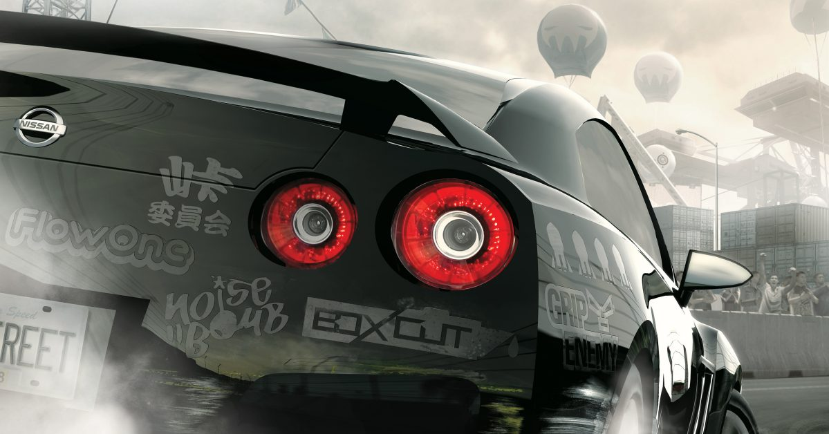 Car Games Wallpapers Hd 1080p Need For Speed Prostreet