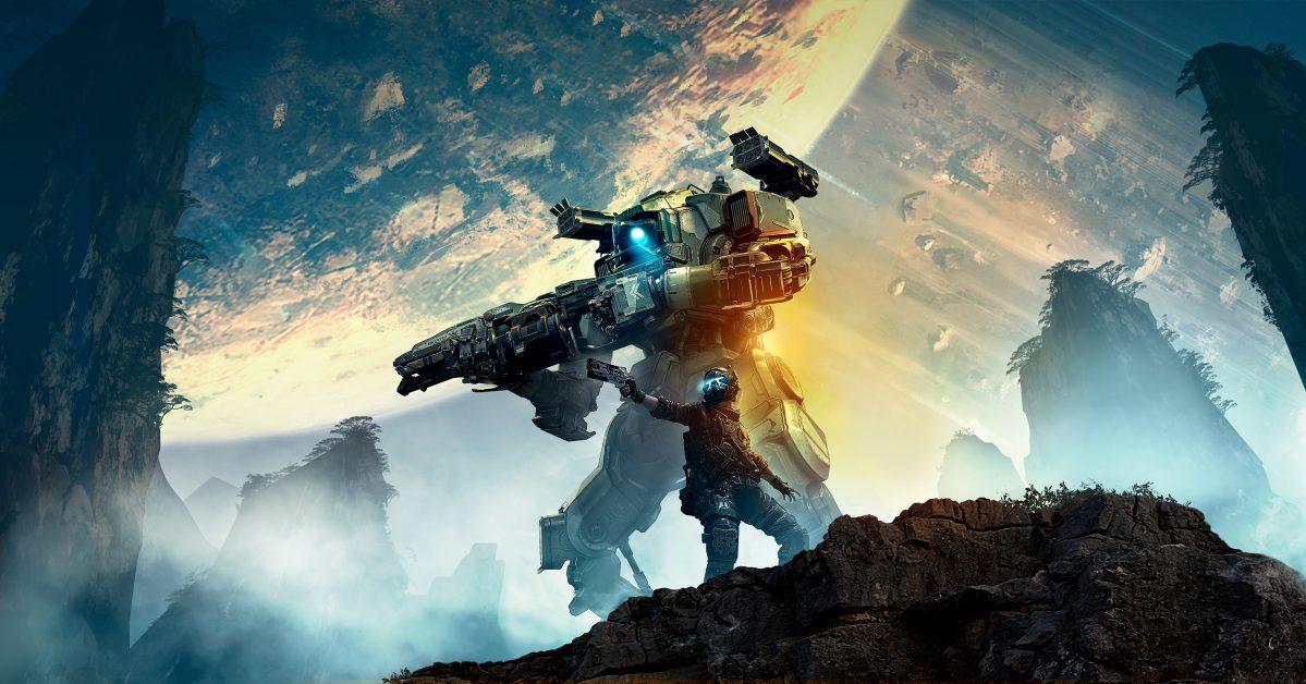 Titan Fall 2 Hd Wallpaper Titanfall 2