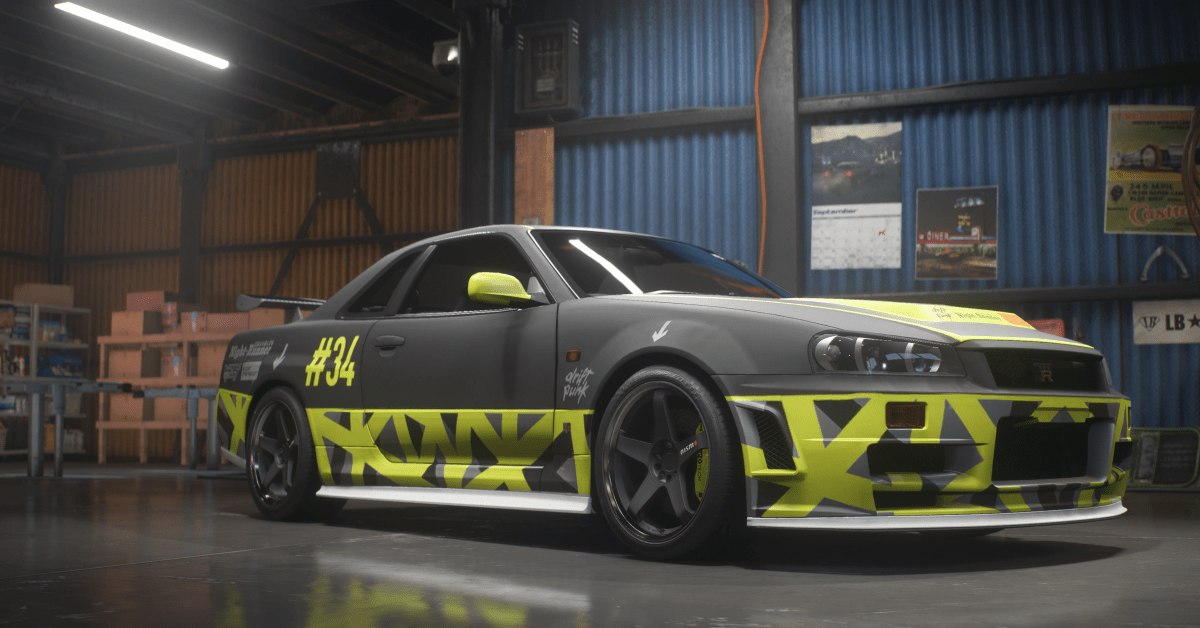 Modified Car Wallpaper Nissan Skyline Gt R V Spec 1999 Build Of The Week Need