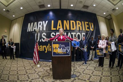 Mary Landrieu's Loss and the End of Ticket Splitting