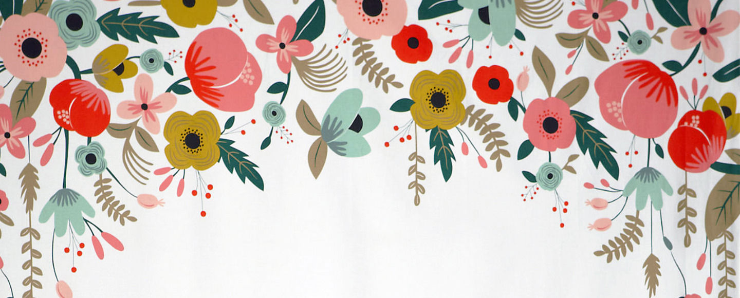 Design Love Fest Fall Wallpaper Anna Bond Rifle Paper Co Creativemornings Orl
