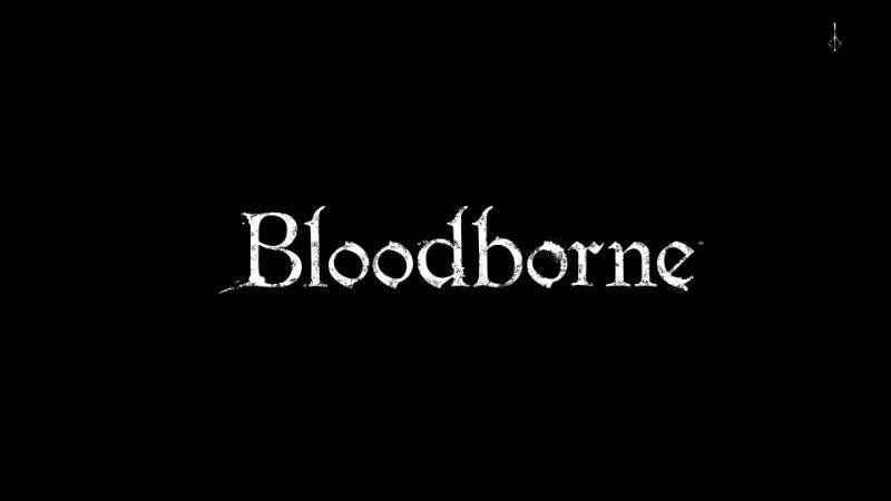 Bloodborne loading