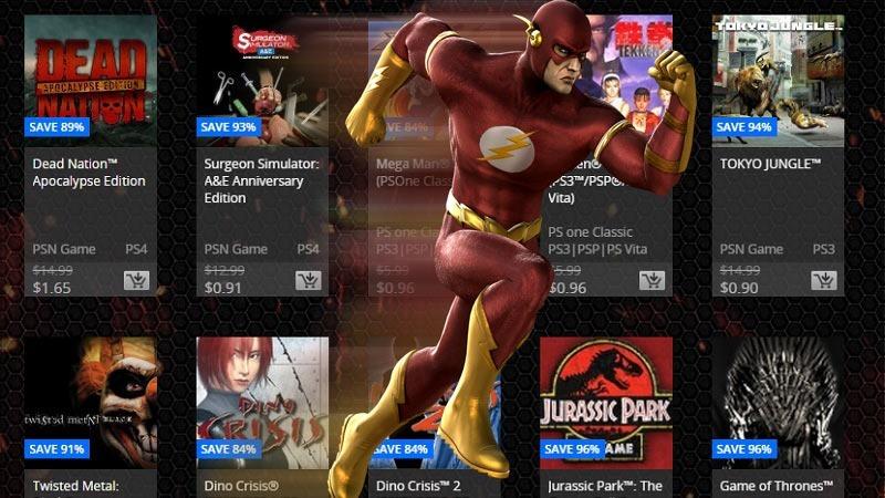 PSN-Flash