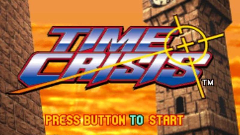 Time Crisis (5)