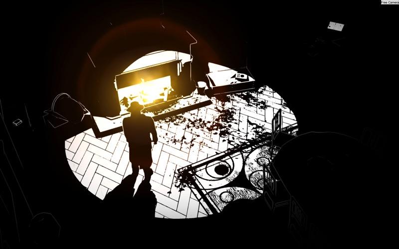 White Night Launch Screenshot 2