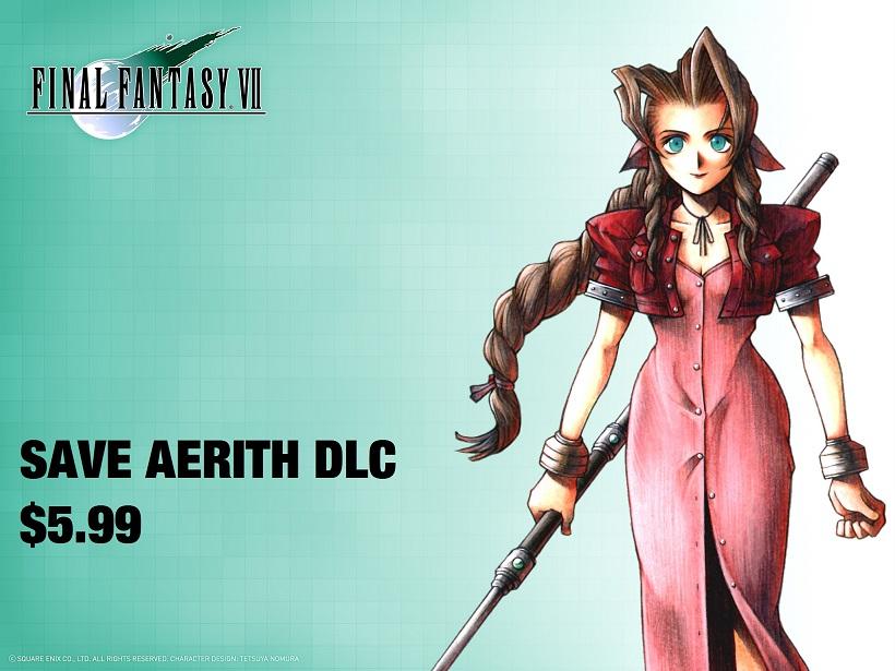 Aerith DLC