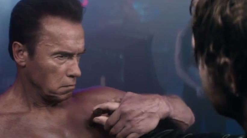 Arnie-2K16
