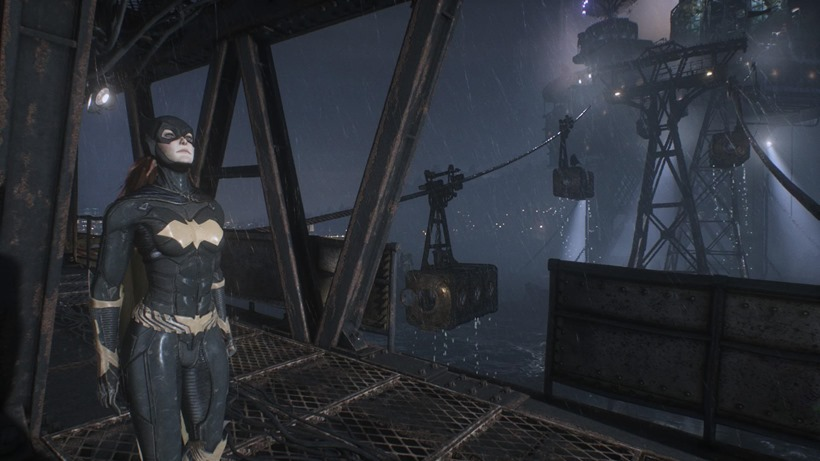 Batgirl a matter of family (1)