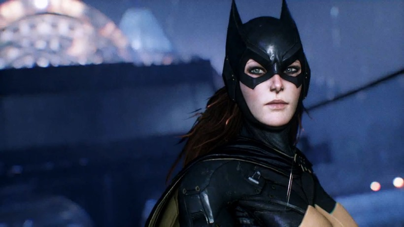 Batgirl a matter of family (3)