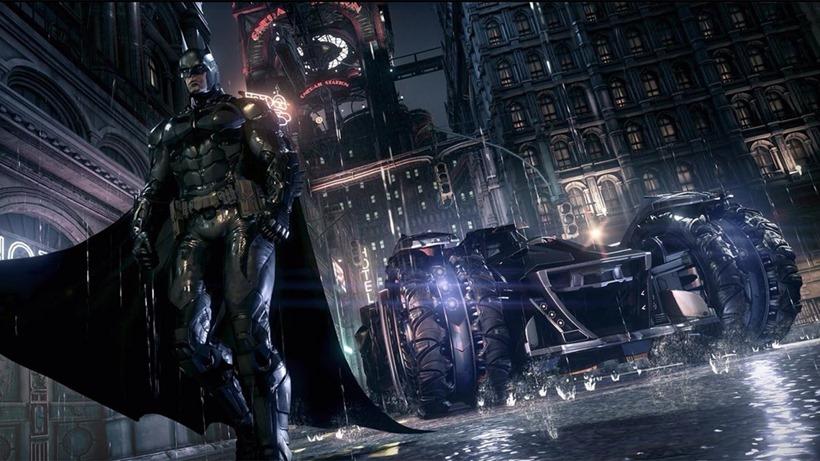 Batman AR challenges (2)