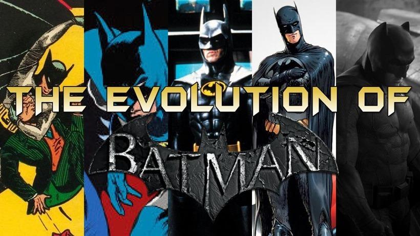Batman-evolve