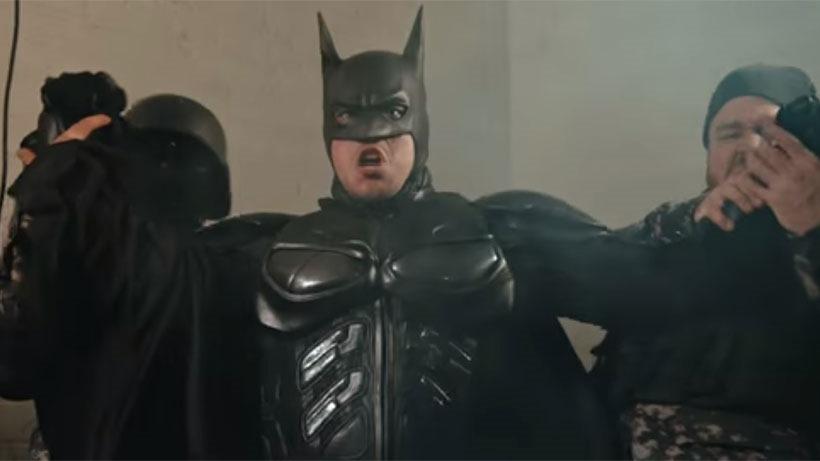 Batman-fight