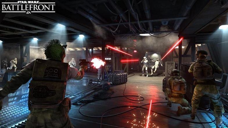 Battlefront reveals Blast Mode