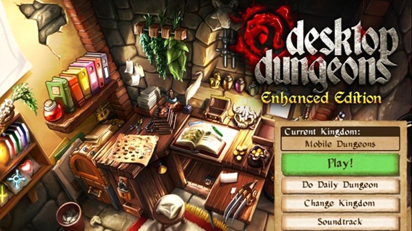 Desktop Dungeons Mobile Header