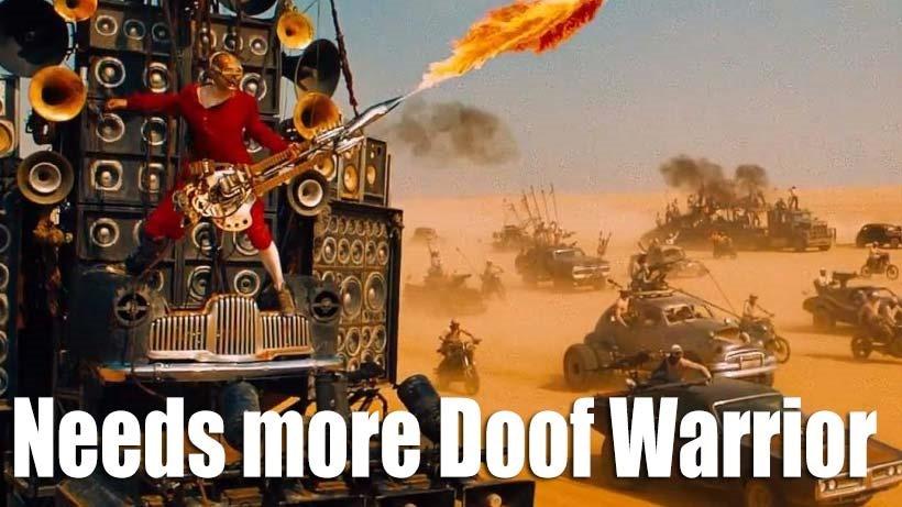 Doof-Warrior
