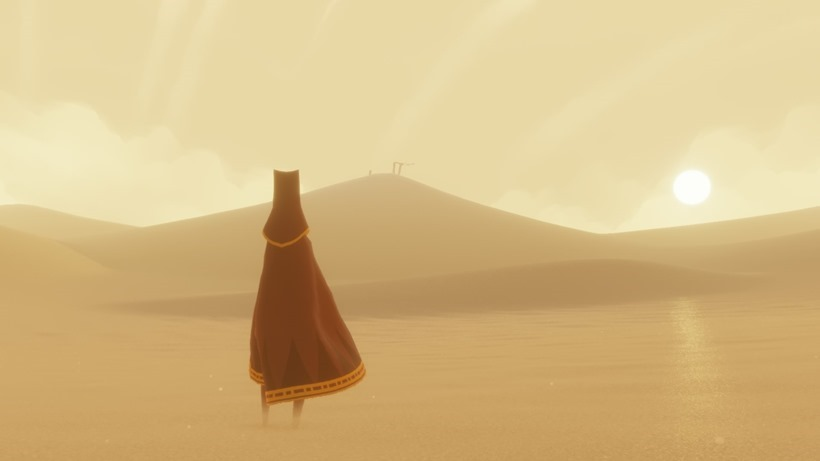 Journey PS4 Review 2