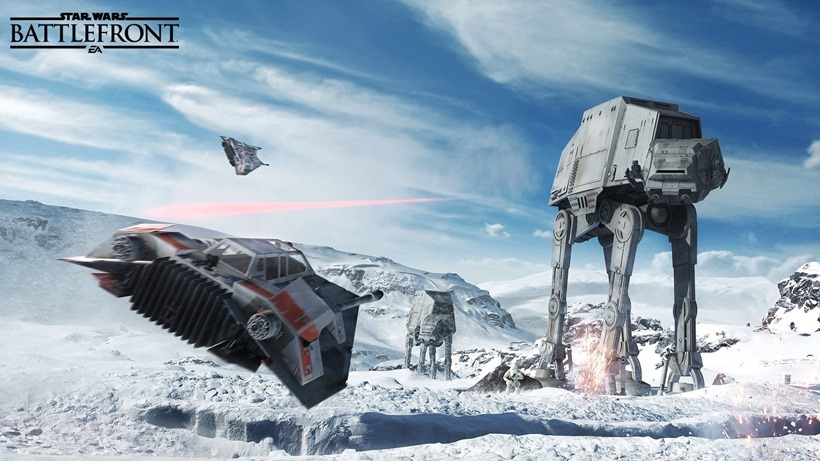 Star Wars playable first on Xbox One