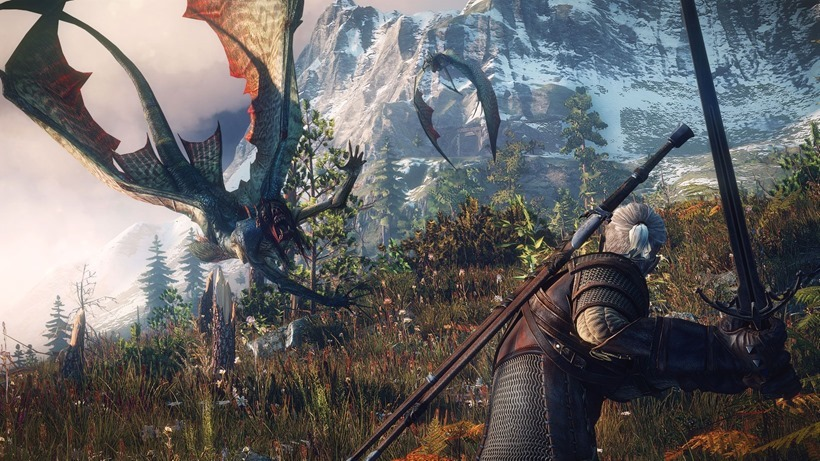 The Witcher 3 expansions bigger than The Witcher 2