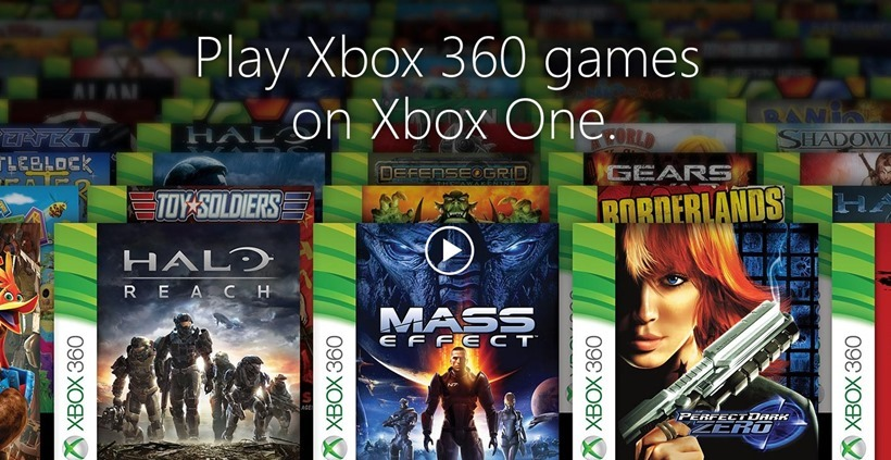Xbox-Backwards-compatibility