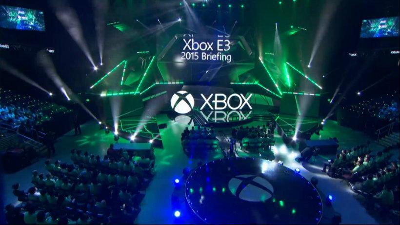 Xbox press con 15