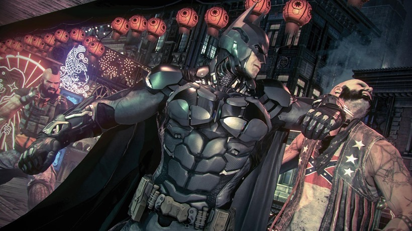 Arkham Knight interim PC patch out next month