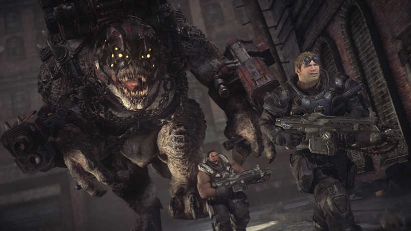 Gears of War Ultimate Edition not another Halo Collection