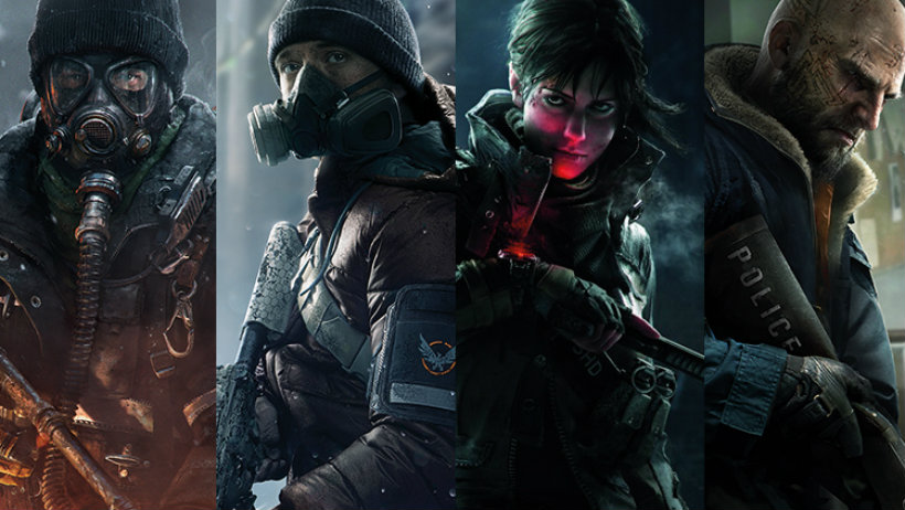 Division good and bad guys