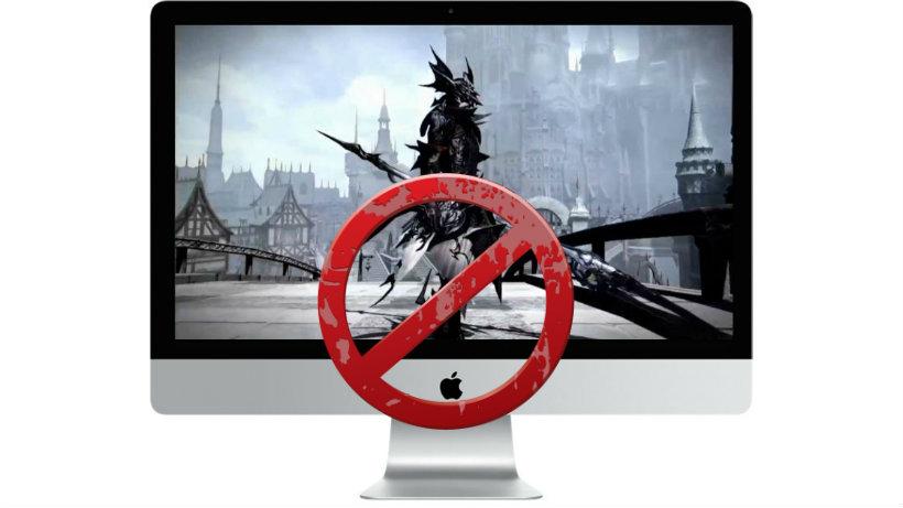 Ffxiv not on mac