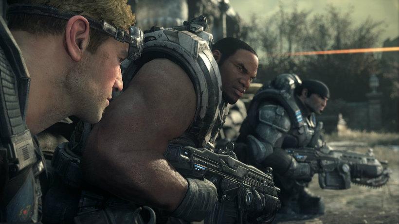 Gears of war ue