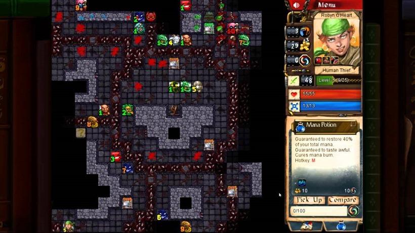 Desktop Dungeons Mobile Review 1