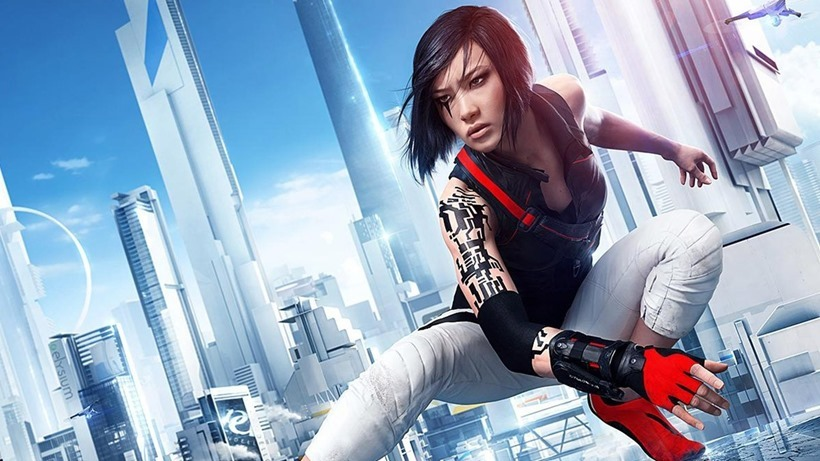 Mirror's Edge Catalyst will expand while you play