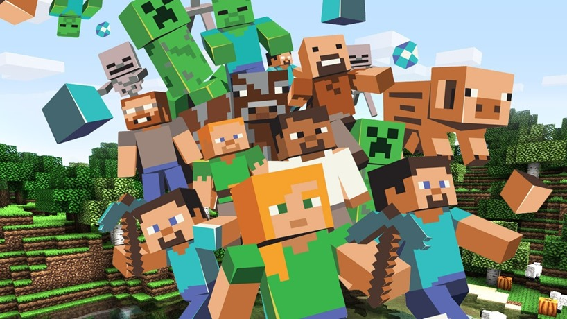Minecraft for Windows 10 revealed