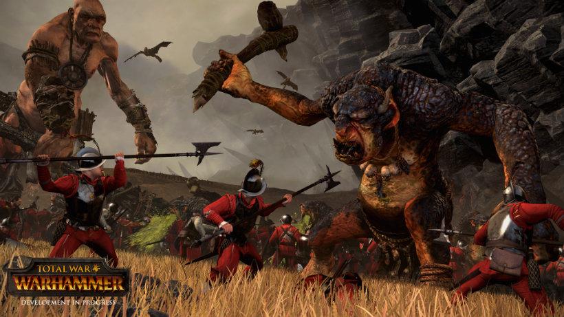 Total war warhammer 1