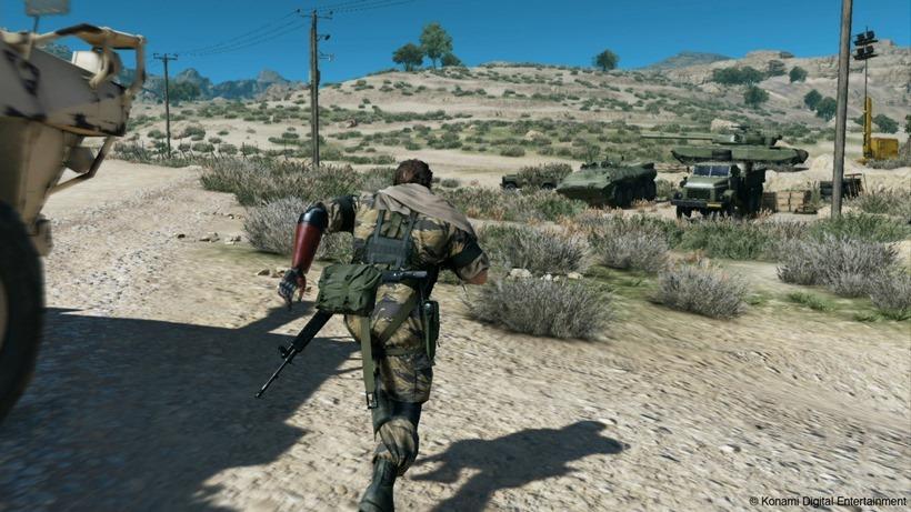 Metal Gear Solid V Gamescom Preview 4