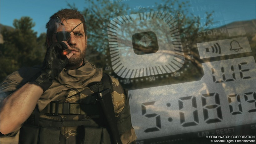 Metal Gear Solid V Gamescom Preview 3
