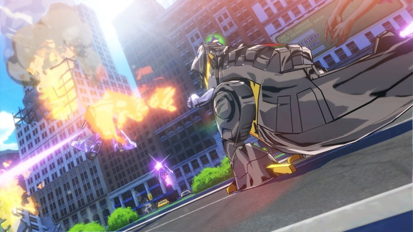 Transformers Devastation Gamescom Preview 2