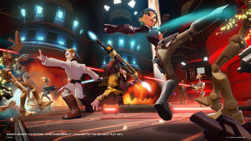 Disney rebels