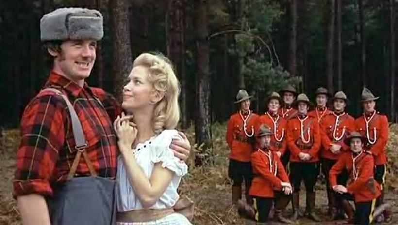 Lumberjack-song