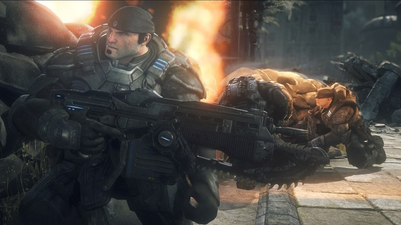 Gears of War: Ultimate Edition review 1