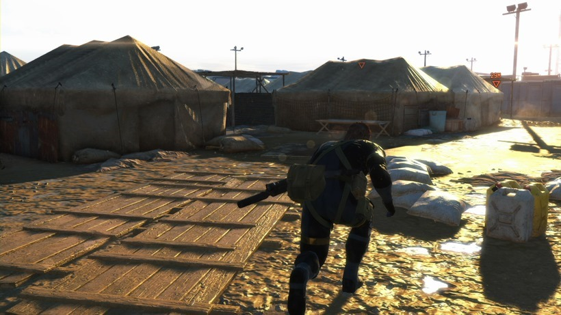 MGS V Online locked behind a paywall?