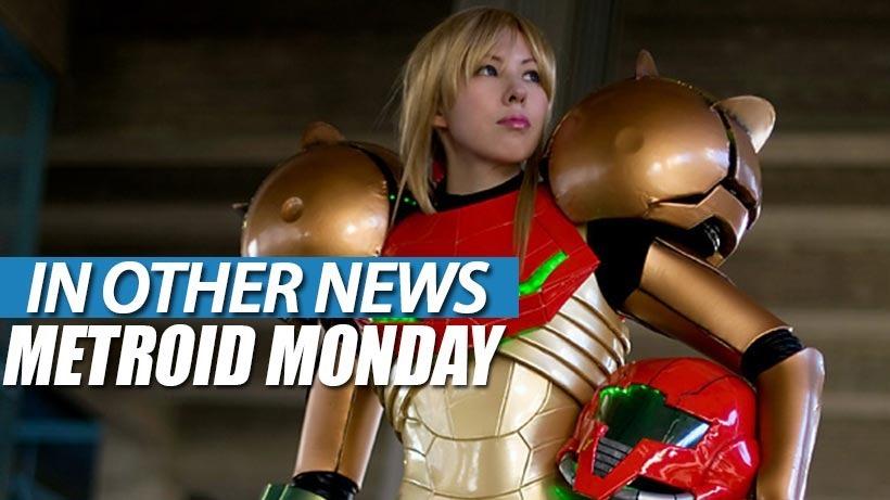 Metroid-Monday