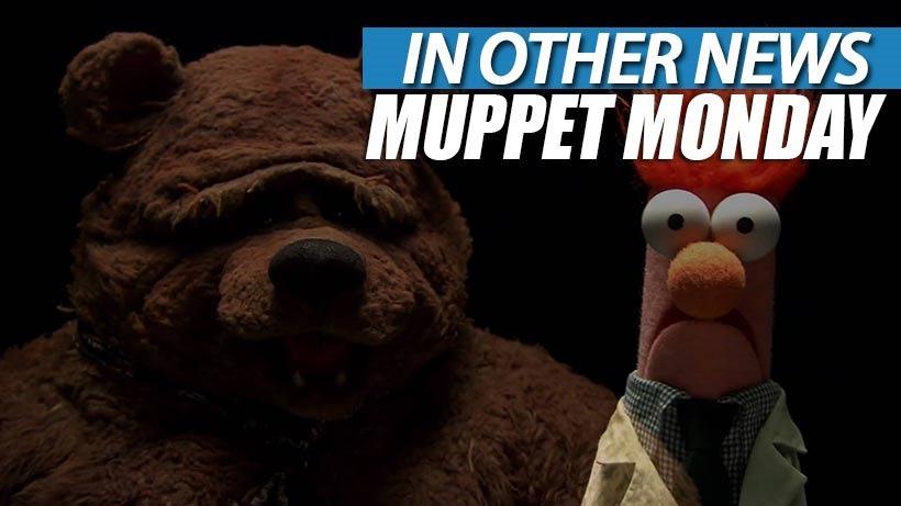 Muppet-Monday