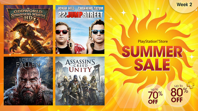 PS Summer Sale