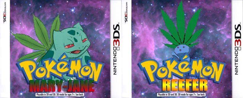 Pokemon-flower