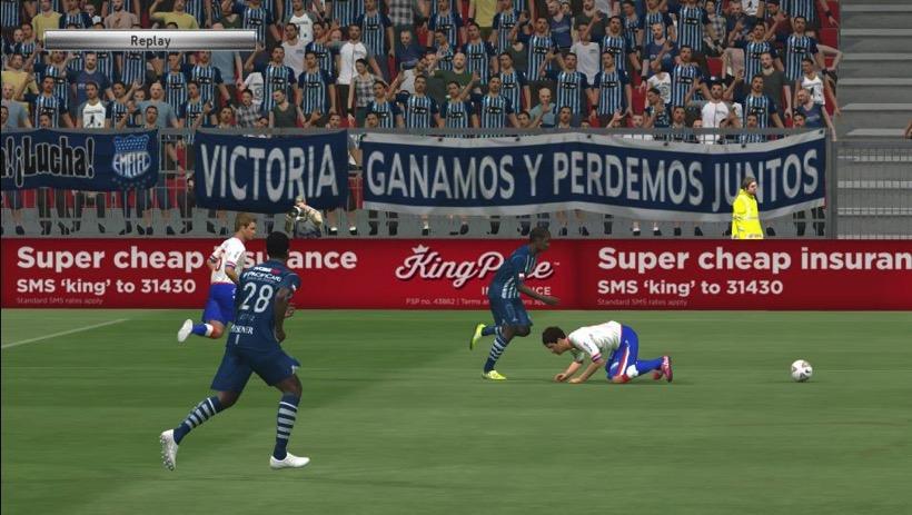 Pro Evolution Soccer 1