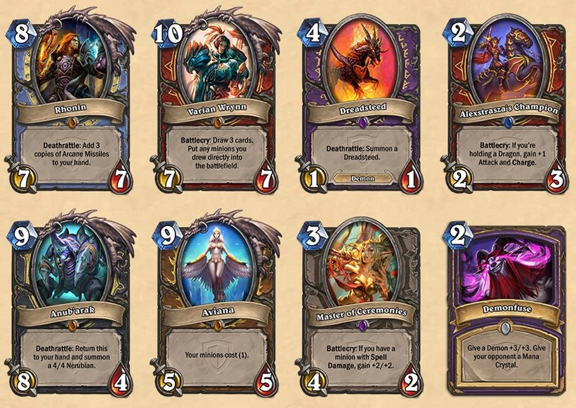 TGT cards