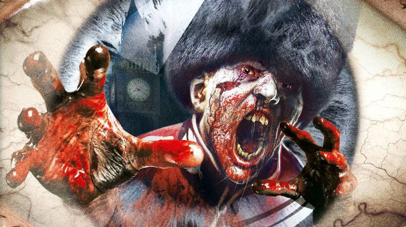 Horror zombiu