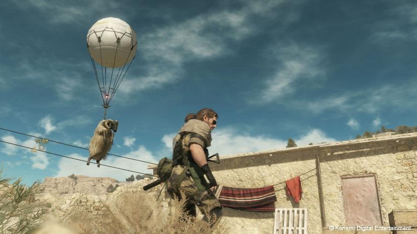 Metal Gear Solid V Gamescom Preview 2